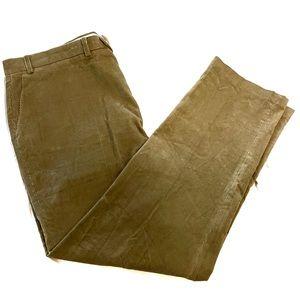 Ralph Lauren Corduroy Tan Pants